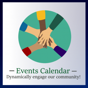 EVENTS CALENDAR ICON 2020